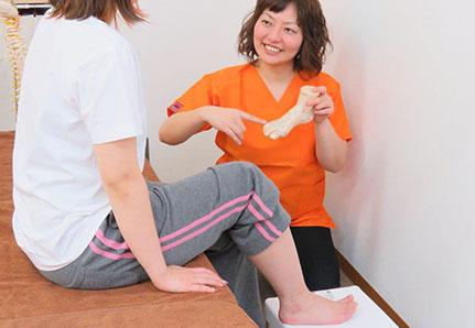痛み・姿勢の根本改善